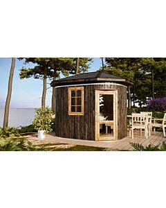 Oval Sauna Lise
