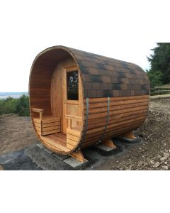 Camping Pod Hugo 2.7m Terrasse 1-Raum